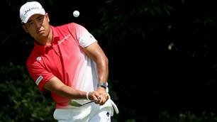 After green jacket and COVID Hideki has medal in sights