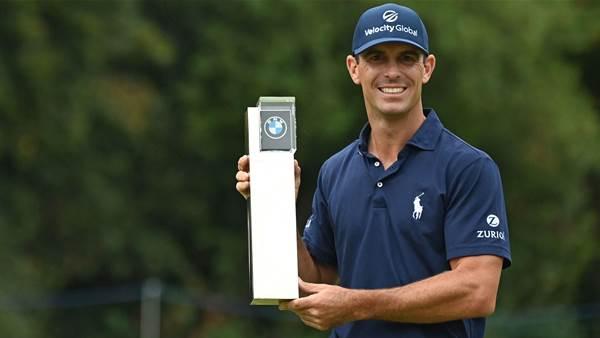 Horschel wins BMW PGA as Scott fades