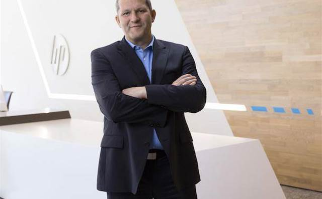 HP Chief Commercial Officer: COVID-19 Crisis Has Led To A 'More Pronounced Interest In Services'