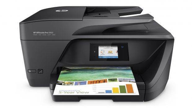 HP OfficeJet Pro 6960 review: a good-value all-in-one printer