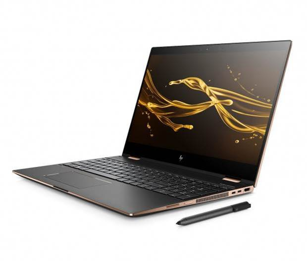 "HP unveils ""world's most powerful convertible PC"" - the HP Spectre x360 15"