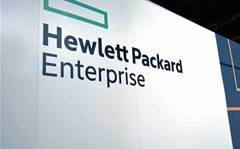 HPE touts Q4 share gains in server, storage versus Dell