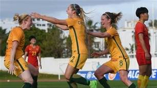 Our favourite Matildas moments: Ellie Carpenter