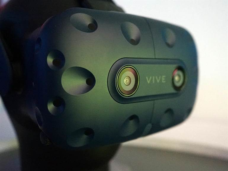 HTC Vive Pro hands-on review