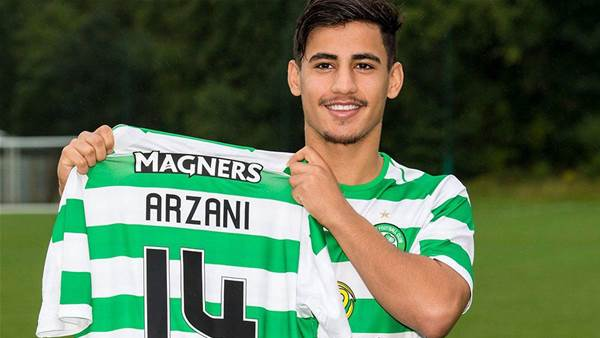 Arzani 'wasted' two years choosing Scotland: Greece coach