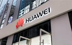 Huawei reports biggest ever revenue drop