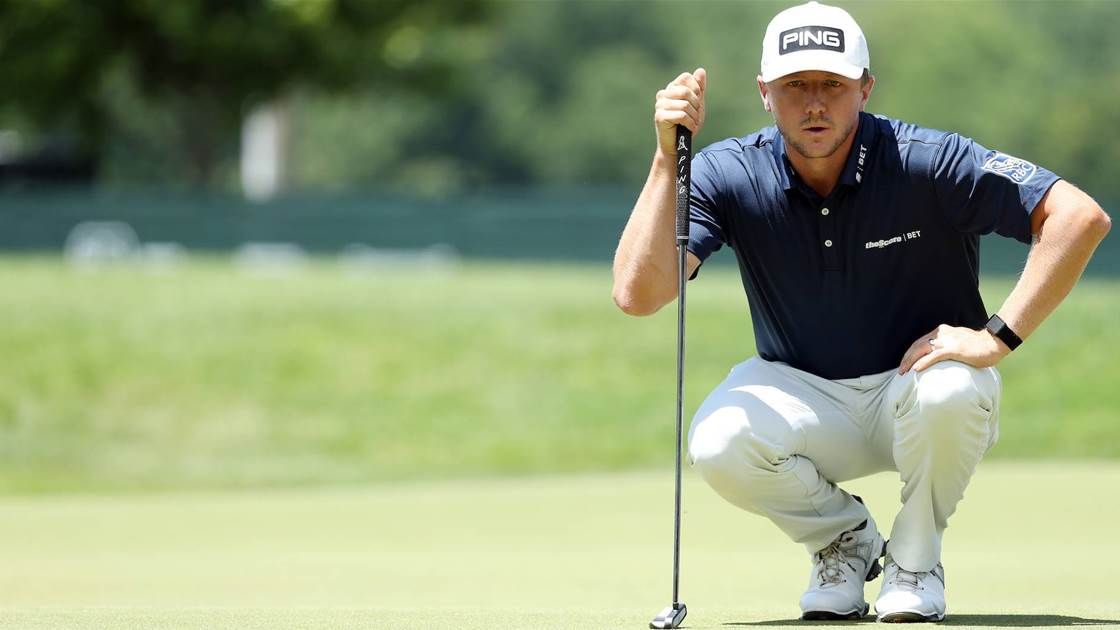 Hughes makes hot start at Travelers Championship