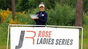 Winner's Bag: Charley Hull – Rose Ladies Series at Brokenhurst Manor