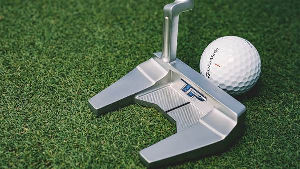 TaylorMade places premium on putting with TP Hydro Blast