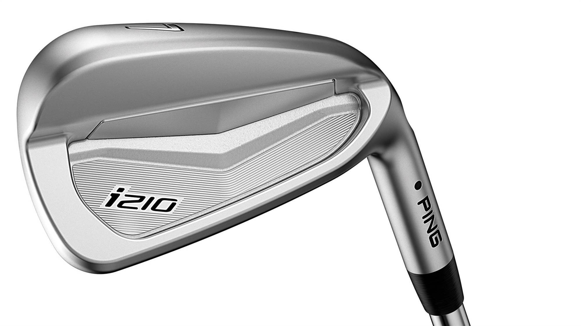 Ping introduces new irons and forged wedge
