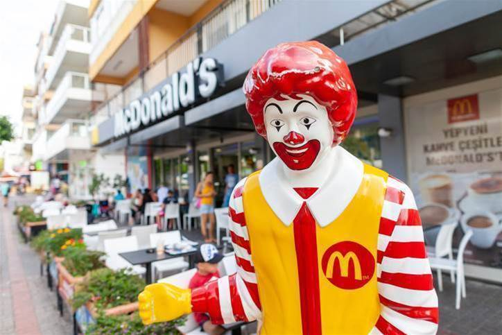 McDonalds tells customers to show ID as card fraud bites… again