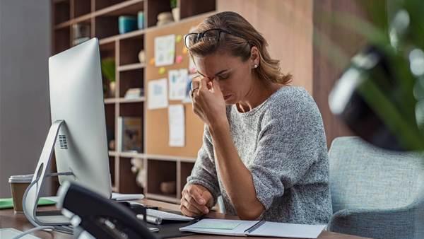 How Stress Hits Women's Brain's Harder