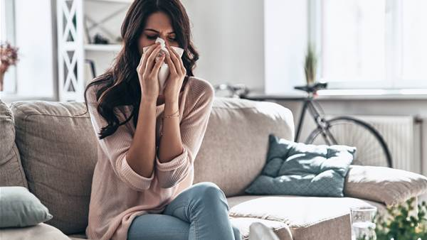 Why Allergies Can Make You Feel Super Tired, According to Doctors