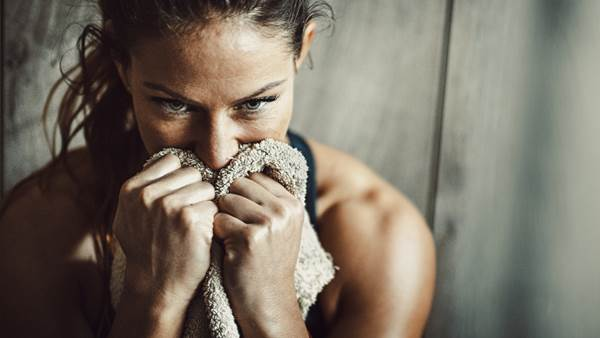 Why you shouldn't work out today