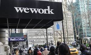 SoftBank clinches deal to take over WeWork