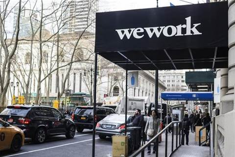 WeWork considers dramatic valuation cut in IPO