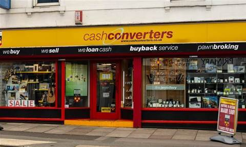 Junked software, write-downs, sink Cash Converters into the red