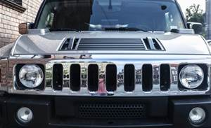 Electric Hummer could be part of GM's move into EV trucks, SUVs