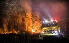 Optus, ANU join forces to fight bushfires