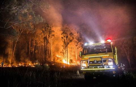 Optus teams with ANU on early bushfire detection project
