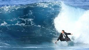 Surf Company Marketing Manager Can't Believe He Got The Sack