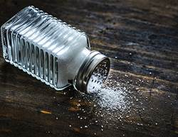 Australians fail the salt test
