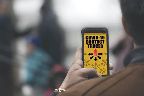Govt raises prospect of new laws for COVID contact tracing app