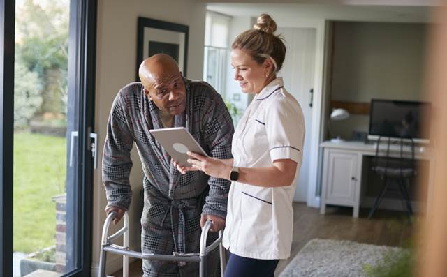 How tech could help fix Australia's broken aged care system