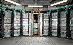 No. 1 supercomputer uses Arm-based Fujitsu CPUs
