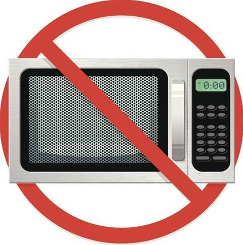 Turn off the microwave to boost wifi, says UK's media regulator