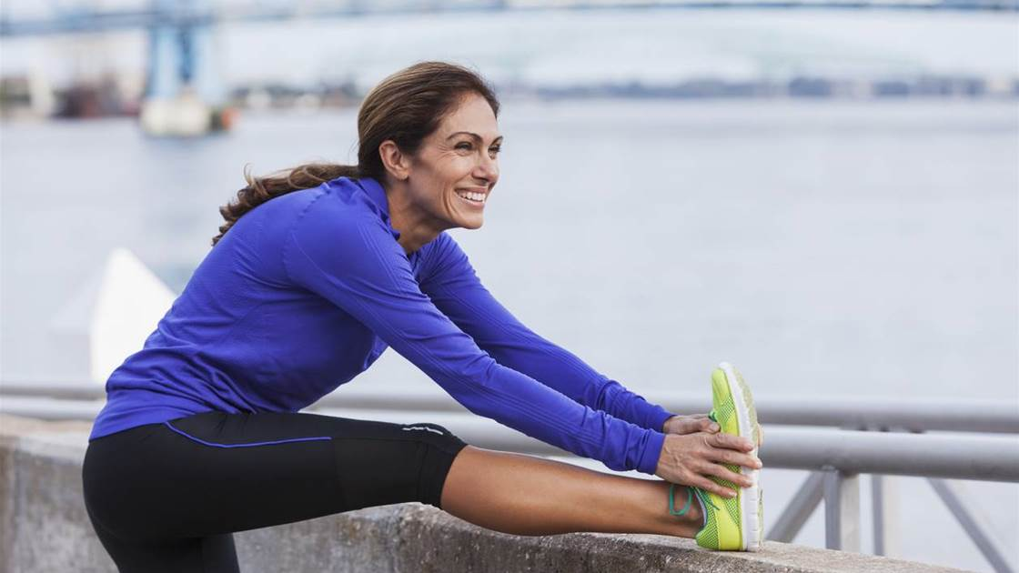 The best exercise to tone your legs after 40