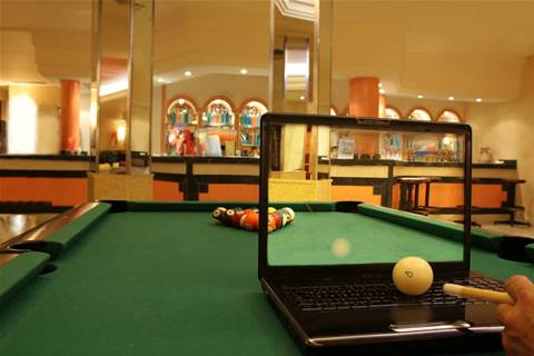 Cue sports back on the table thanks to Aussie innovation