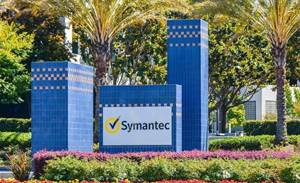 Symantec's CEO exit dents turnaround, sends stock tumbling
