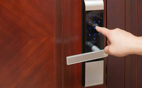 Two keyless entry door locks vulnerable to unauthenticated requests