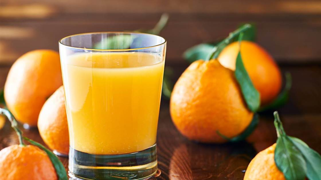 Fruit juice now has less health stars than diet cola
