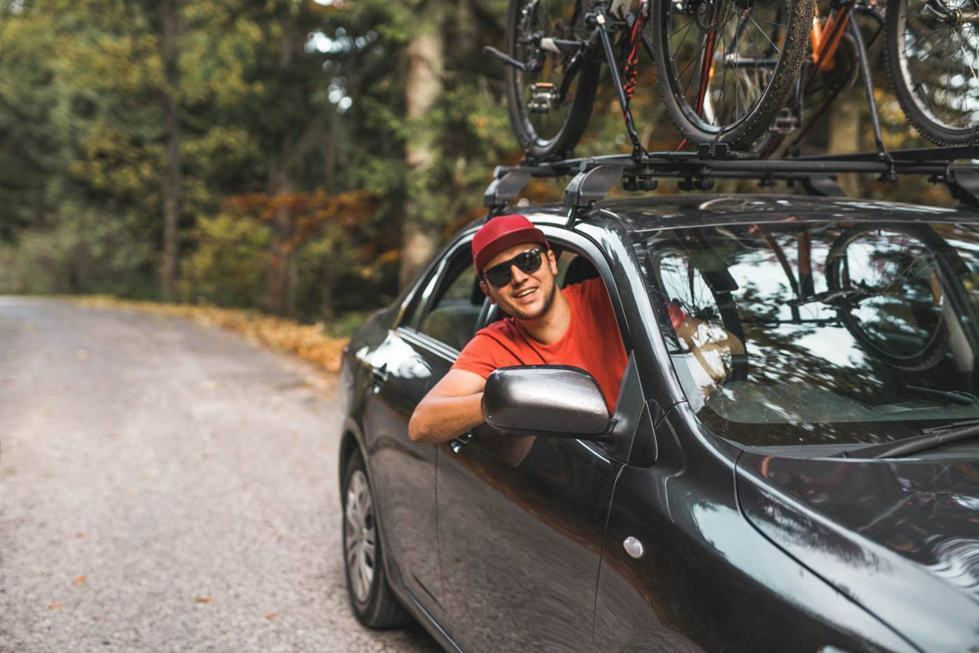 New study shows cyclists are safer behind the wheel