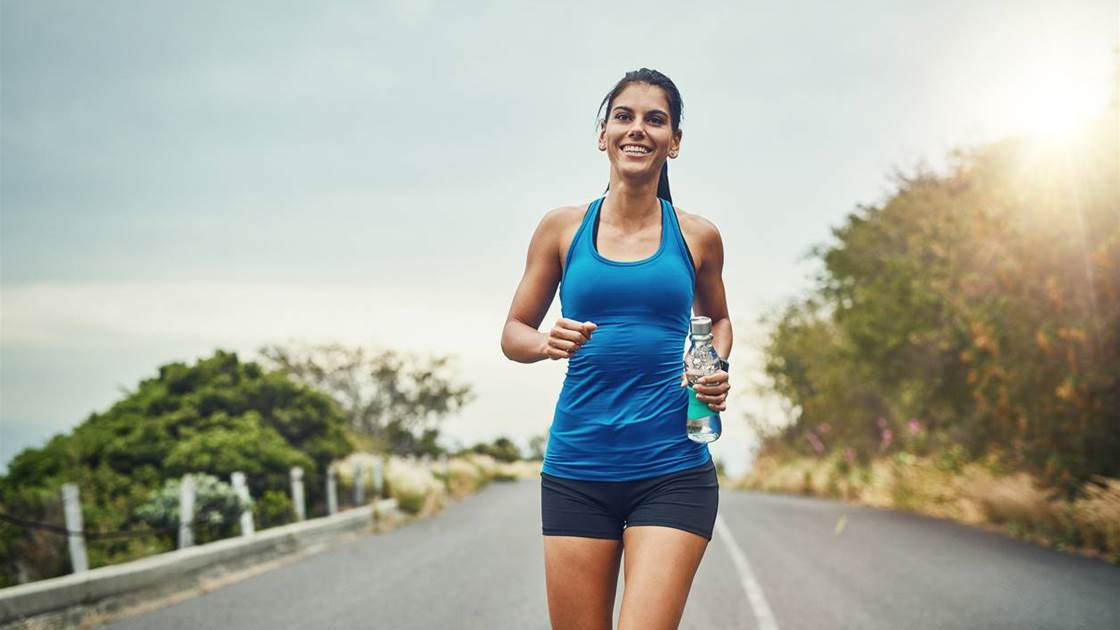 6 ways to get a flatter belly while you walk