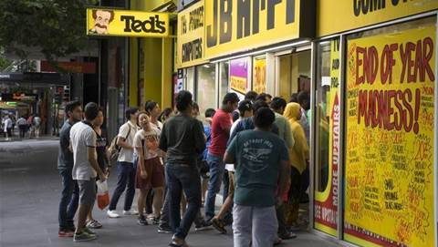 JB Hi-Fi reveals Bunnings-style online sales engine overhaul