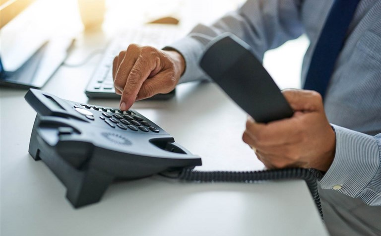 Reseller turns cold call into hot deal