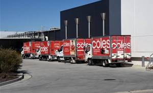Woolworths, Coles move online delivery to war footing