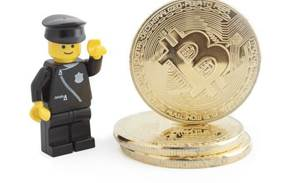 Seized cryptocurrency makes a pretty penny for AFP