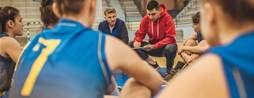 Sports coaching enhanced with new technology