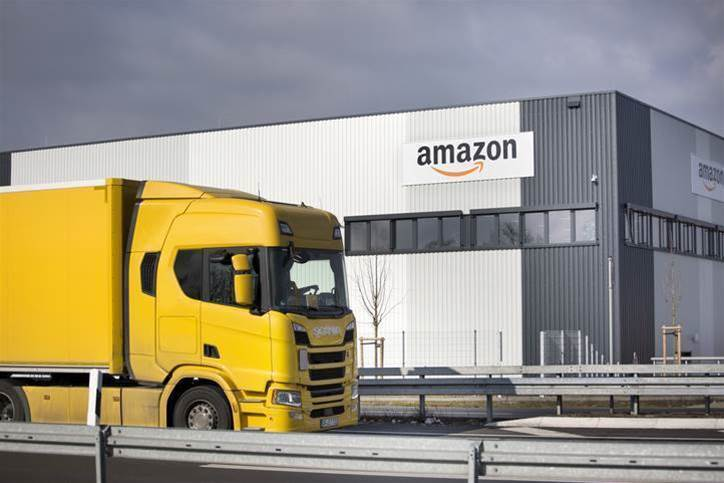 Amazon workers strike at four German warehouses