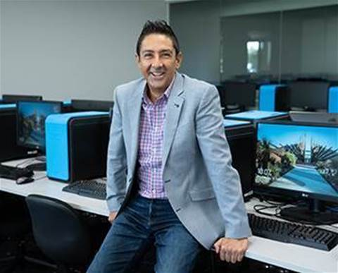 New head of AustCyber Node named