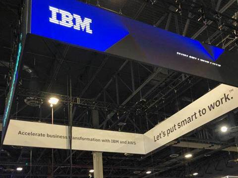 IBM sees gains as customers accelerate shift to cloud