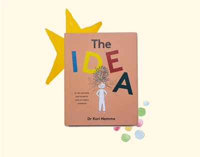 win a curious book for creative minds