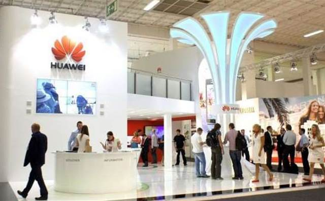 Huawei focusing on cloud business which still has access to US chips