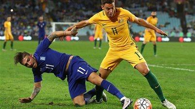 Chris Ikonomidis signs with Western Sydney Wanderers
