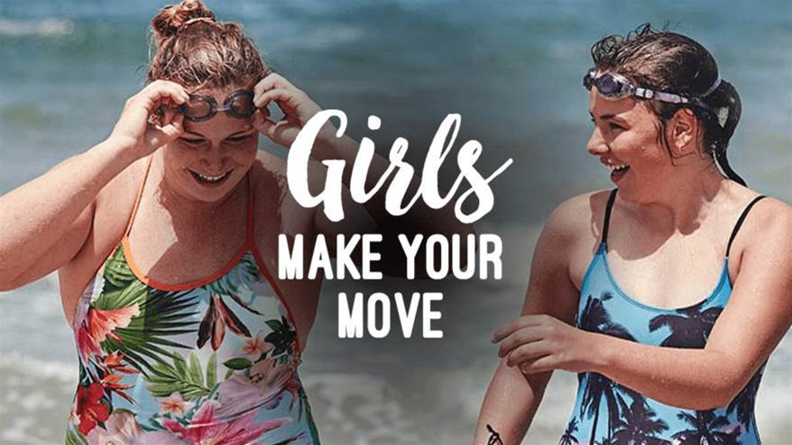 The campaign helping to get girls moving