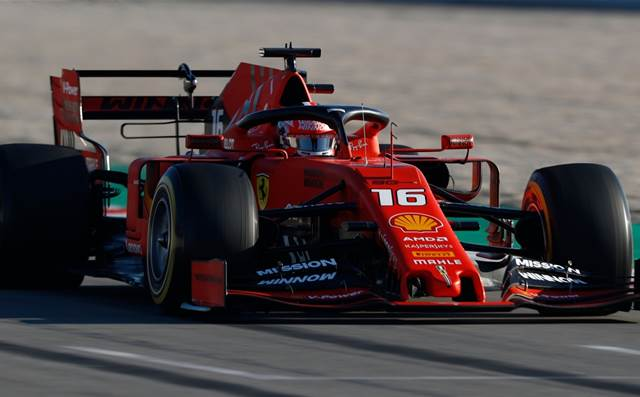 Ferrari races to cloud with AWS pick